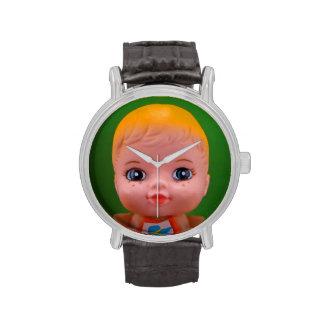 Reloj principal grande del bebé