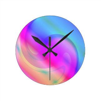 Reloj psicodélico