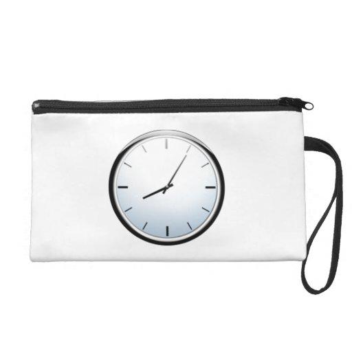 Reloj que exhibe tiempo
