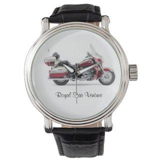 Reloj real de la empresa de la estrella de Yamaha