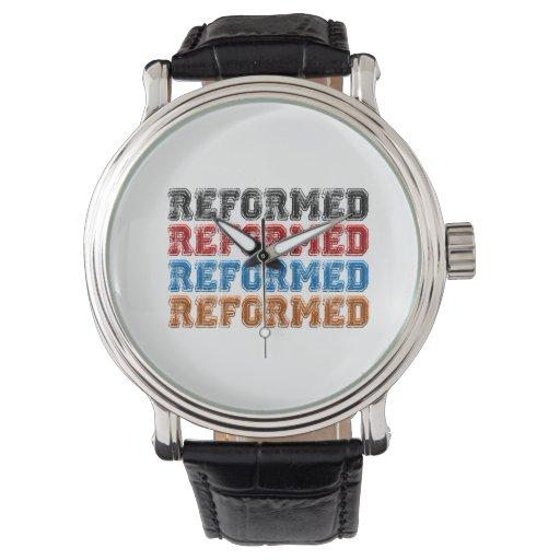 Reloj reformado