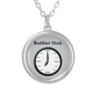 Reloj - reloj budista colgante redondo