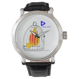Reloj Relotge de Catalunya Engabiada