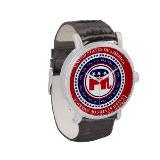 Reloj republicano