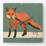 Reloj retro del Fox