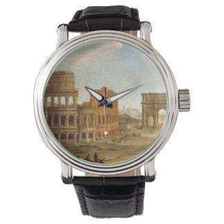 Reloj romano de Colosseum