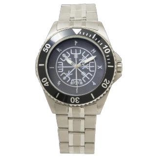 Reloj rúnico del compás de Vegvísir