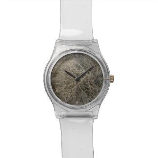 Reloj rústico del Tumbleweed