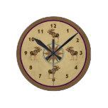 Reloj septentrional de los alces