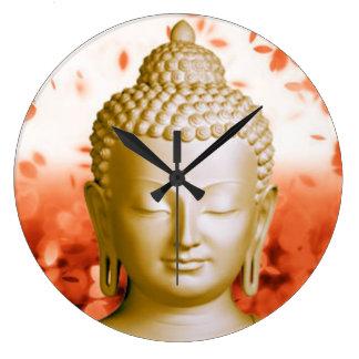 Reloj sereno de Buda
