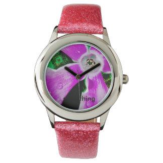 reloj sjohnthing del diseñador de los ladys