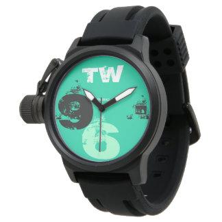 Reloj Sport Hombre 96 Green Sea