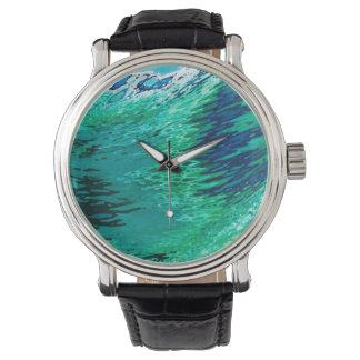 Reloj subacuático del equipo de submarinismo del