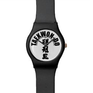 Reloj Taekwon-do