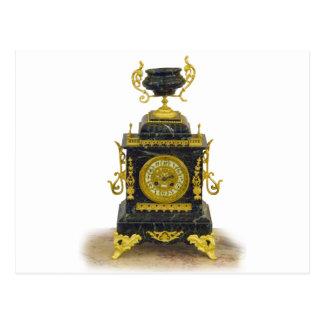 reloj postales