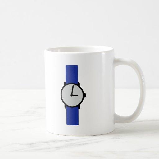 Reloj Taza De Café