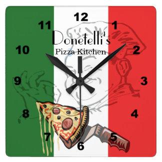 Reloj temático italiano adaptable del restaurante