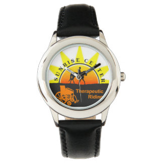 reloj terapéutico del montar a caballo