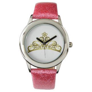 Reloj - tiara