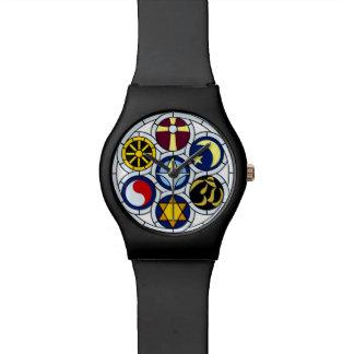 Reloj universalista unitario