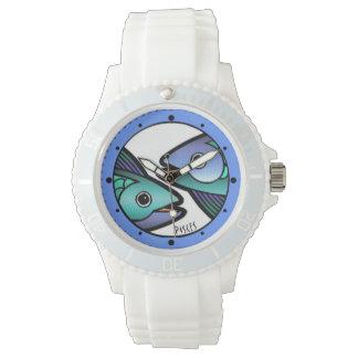 Reloj usable de Piscis Z