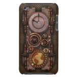Reloj v2 de Steampunk del vintage iPod Touch Case-Mate Coberturas