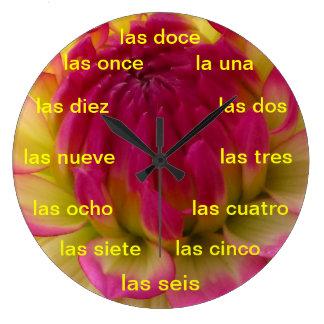 Reloj - verde Lima de Dalia Rosa y del La