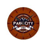 Reloj vibrante de Park City