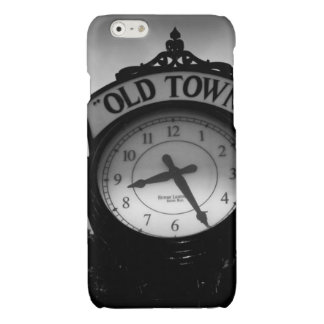 Reloj viejo de la ciudad