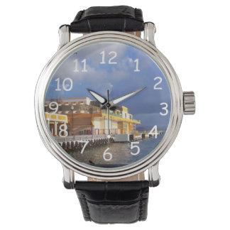 Reloj viejo de San Juan Puerto Rico