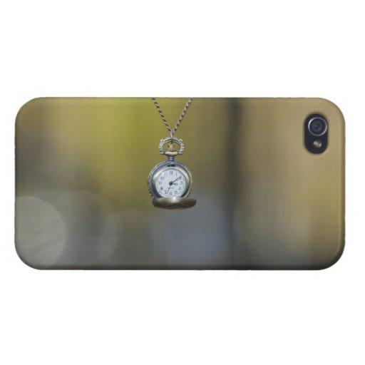 Reloj viejo iPhone 4 carcasa