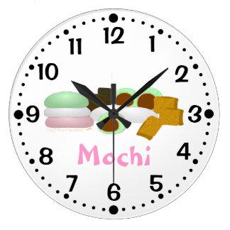 Reloj w/Minutes de la cocina de las tortas de