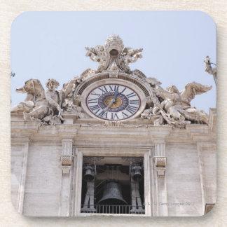 Reloj y Bell, Ciudad del Vaticano, Roma, Italia Posavaso