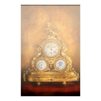Relojero - cualquier persona tiene el tiempo papeleria de diseño