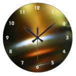 Relojes abstractos coloridos