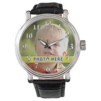 Relojes con las imágenes en cara con SU FOTO
