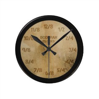 Relojes de Bodhran