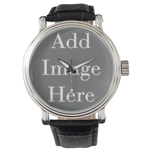 Relojes de encargo de la foto