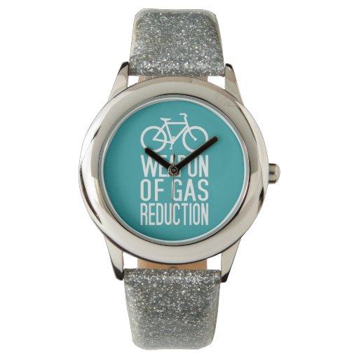 Relojes de encargo del color de la bicicleta