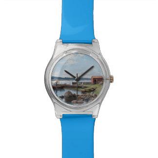 "Relojes de Jutholmen de Abrahamsson"" adorno"""