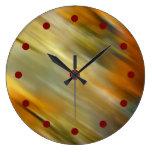 Relojes de pared abstractos modernos