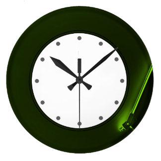 Relojes de pared de la música