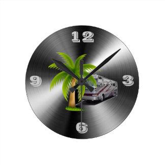 Relojes de pared de Tic Toc del TIEMPO de rv