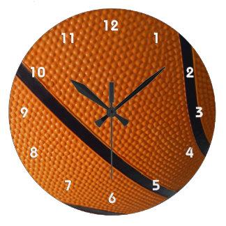 Relojes de pared del baloncesto