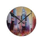 Relojes de pared del Times Square