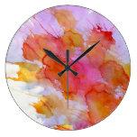 Relojes de pared modernos del arte abstracto