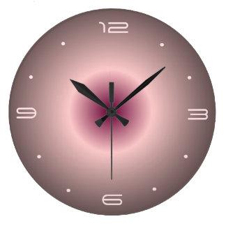 Relojes de pared redondos iluminados de Design>