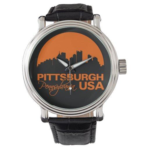 Relojes de PITTSBURGH