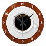 Relojes de tiempo del café