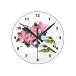 Relojes decorativos del colibrí